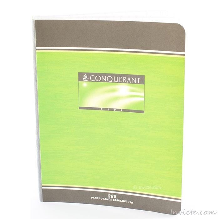 CAHIER BROCHE 17*22 288PAGES 70GRS SEYES