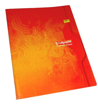 CAHIER COLLE 24*32 192PAGES 70GRS SEYES