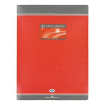 CAHIER PIQUE 17*22 SEYES 192PAGES 60GRS