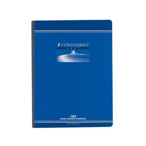 CAHIER BROCHE 24x32 19x2PAGES 70GRS SEYES