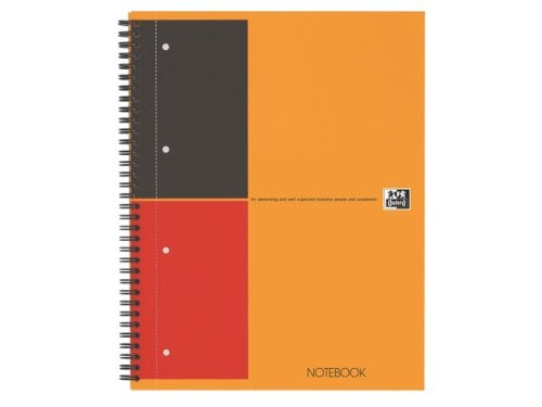 BLOC NOTEBOOK RELIURE INTEGRALE A+ 230x297 160 PAGES Q6