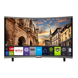 [LED_NAS-J50CS] Télévision LED TV 50'' Nasco Incurve-Smart FHD 1080 2USB/3HDMI/AV