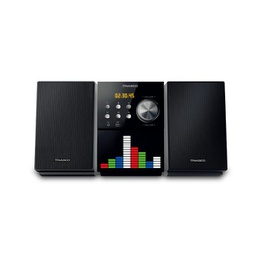 [HIFI_SN-S658] Chaîne Hi-Fi Nasco- 20 W - HIFI_SN-S658 - Usb - MP3 - Radio Fm - Carte Mémoire-Bluetooth