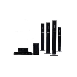 [STH-9393] Home Cinéma Smart Technology 300W - USB/HDMI/Bluetooth/Radio FM/AUX-IN - Noir-STH9393