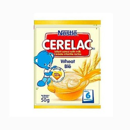 [CEREL-50G] Sachet de CERELAC wheat blé 50g