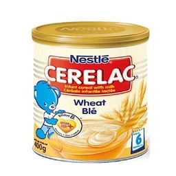 [CEREL-400G] Boite de CERELAC wheat blé 400g