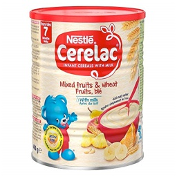 [CEREL-FRUI/400G] Boite de CERELAC Fruits - 400g