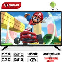 [32STT-3218AK] Télévision LED HD 32'' Smart Technology MODEL 32STT-3218AK,