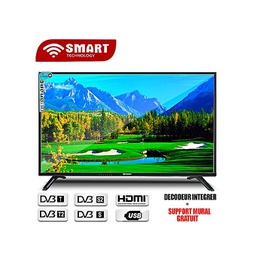 [85STT-9085S] Télévision 85'' DLED, Smart Technology FHD LED TV+ WIFI