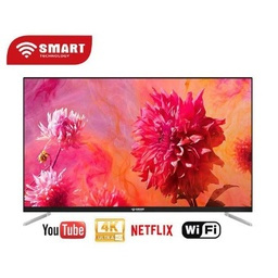 [55STT-9055CS] Télévision 55'' LED Smart Curve WIFI Smart Technology, HDMI