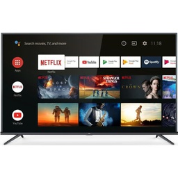 "[TCL-TV43SA] Télévision TCL Smart TV 43"" - Android - Netflix - Youtube - Bluetooth - Port HDMI - USB - HDR"