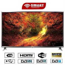 "[43STT-9043C] Télévision LED CURVE 43"" , FHD Smart Technology"